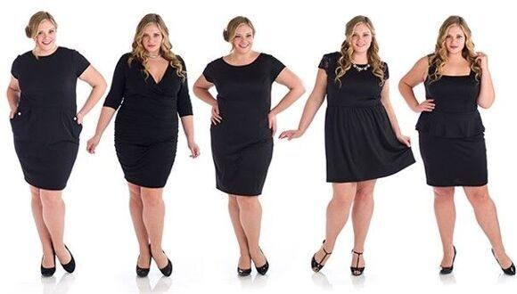 Plus-Size-Little-Black-Dresses